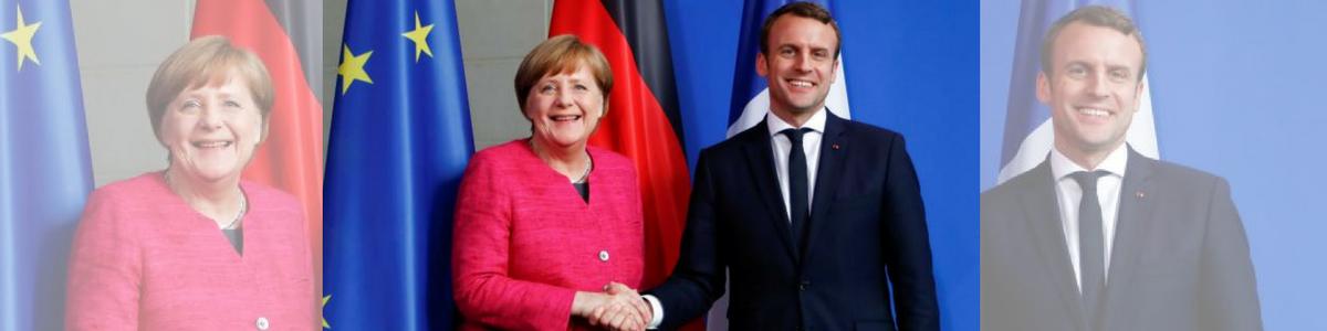 Macron, Merkel el'Europa del terzo millennio