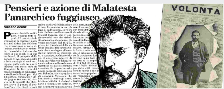Malatesta, storia di un anarchico rivoluzionario