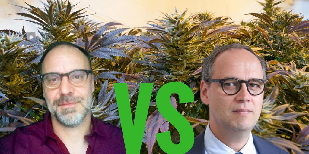 Legalizzazione, botta e risposta Berti-Giacalone