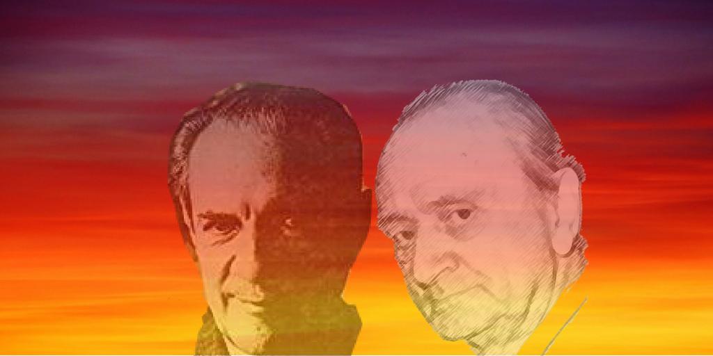 Ugo Spirito, Augusto Del Noce e la dissoluzione dei valori tradizionali