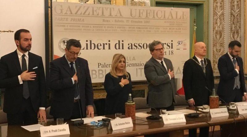 L'articolo 18 della Costituzione Italiana