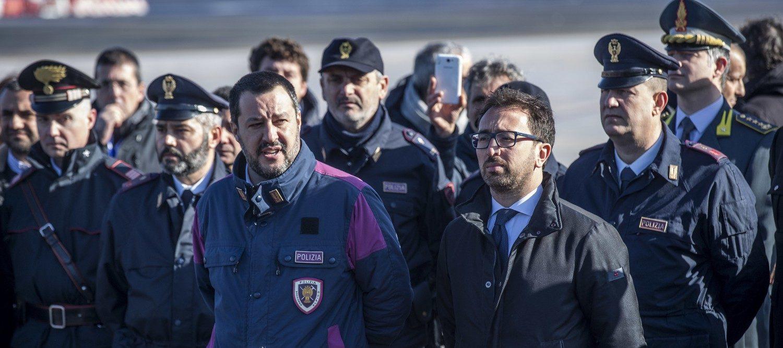 La cattura di Cesare Battisti e i muscoli del ministro
