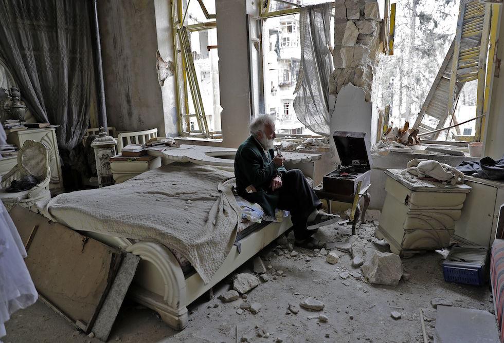 Possibili scenari del ritiro americano dalla Siria