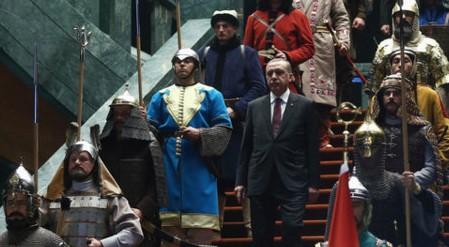 La definitiva svolta neo-ottomana di Erdogan