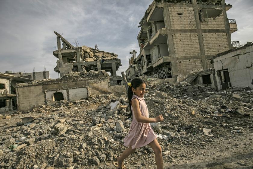 Il conflitto residuale siriano