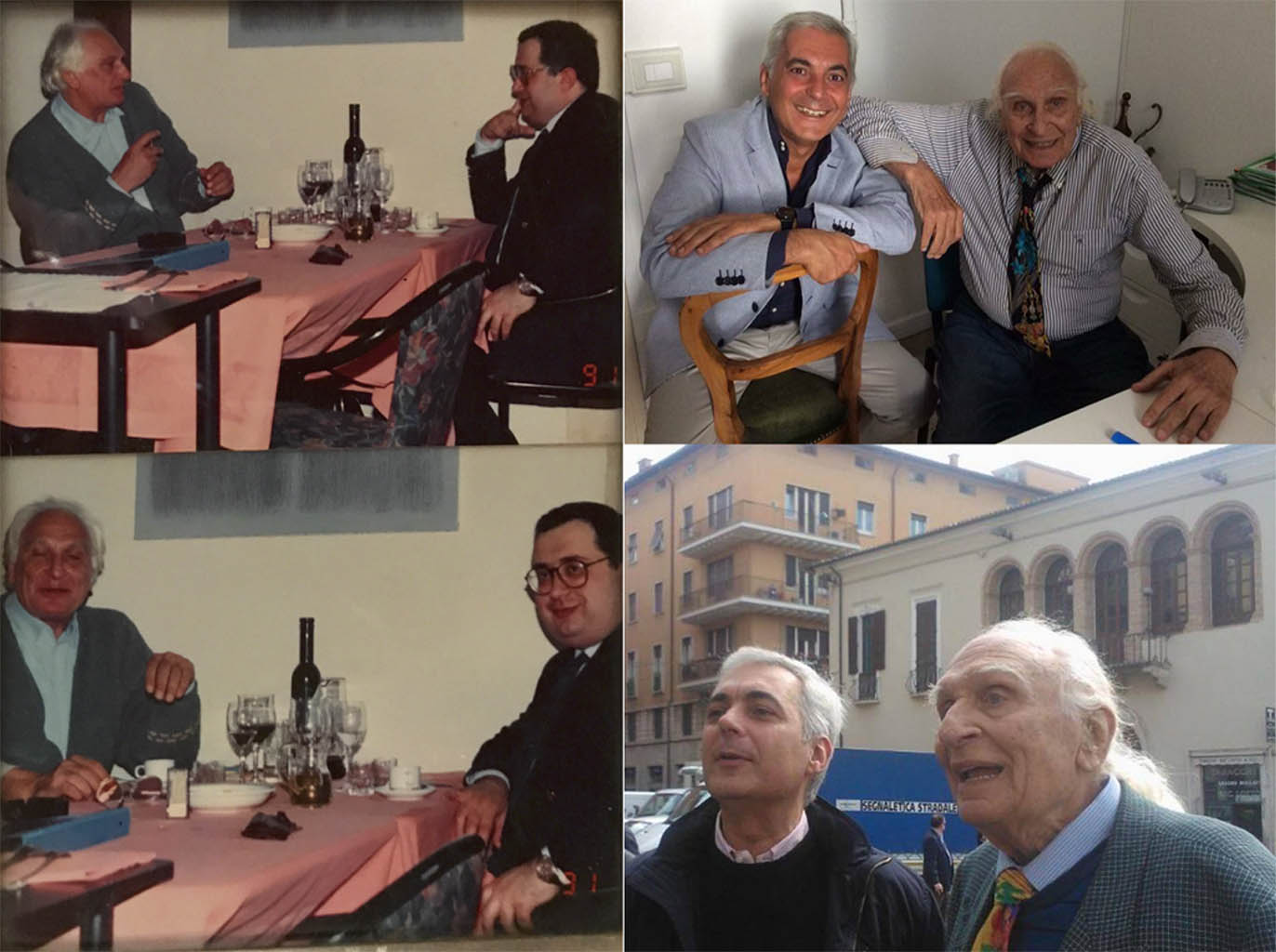 Marco Pannella: il ricordo di due amici
