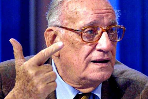 Ricordo di Alfredo Biondi