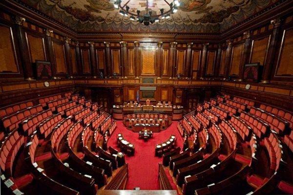 Il Senato delle libertà