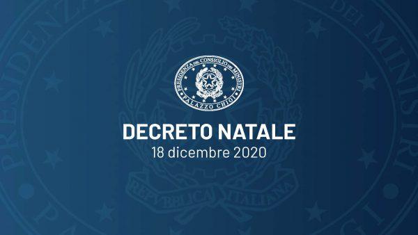 """Decreto legge """"Natale senza i tuoi"""": istruzioni per l'uso"""