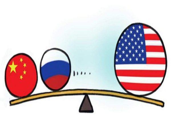L'asse sino-russo. Una spina nel fianco per gli Stati Uniti